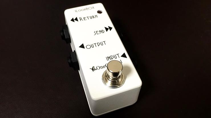 One Control 1Loop BOX レビューのアイキャッチ画像