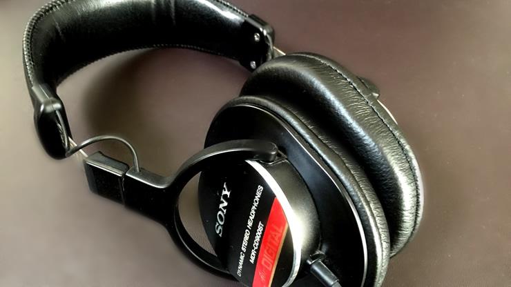 SONY MDR-CD900ST レビューのアイキャッチ画像